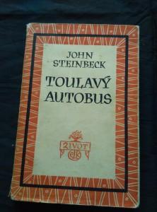 náhled knihy - Toulavý autobus