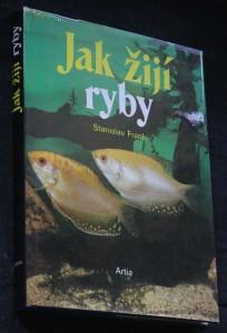 náhled knihy - Jak žijí ryby