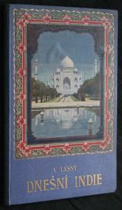náhled knihy - Dnešní Indie