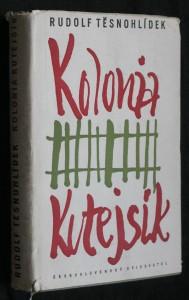 Kolonia Kutejsík : Kronika z brněnského předměstí