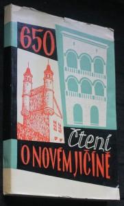 náhled knihy - Čtení o Novém Jičíně : k výročí 650 let města