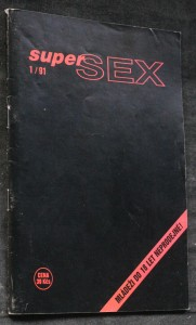 náhled knihy - Super sex 1/91
