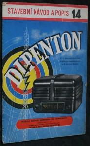náhled knihy - Stavební návod a popis 14. Dipenton
