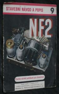 náhled knihy - Stavební návod a popis 9. NF2