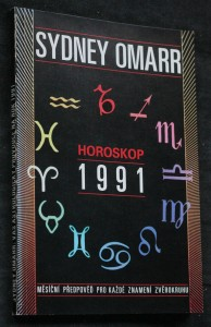 náhled knihy - Horoskop 1991