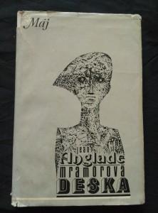 náhled knihy - Mramorová deska