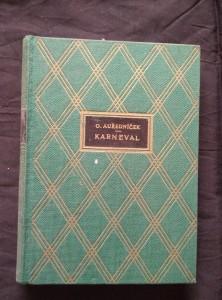 náhled knihy - Karneval (Ocpl, , tlač., zlac.