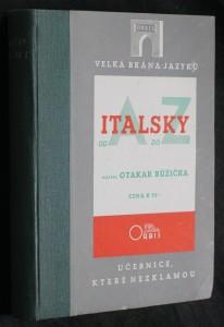 náhled knihy - Italsky od A do Z