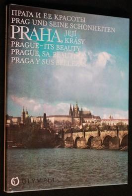 náhled knihy - Praha, její krásy : Praga i jeje krasoty = Prague - Its Beauty = Prague, sa beauté = Praga y sus bellezas : Fot. publ.