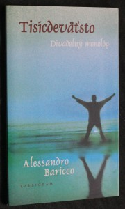 náhled knihy - Tisícdeväťsto : divadelný monológ