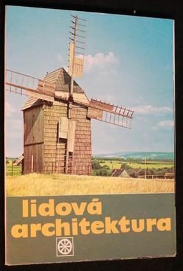 náhled knihy - Lidová architektura