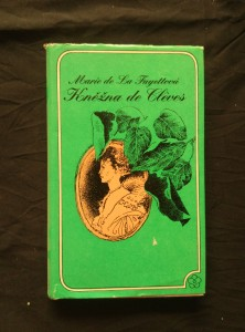 náhled knihy - Knežna de Cleves (Ocpl, 168 s., il. J Říha)