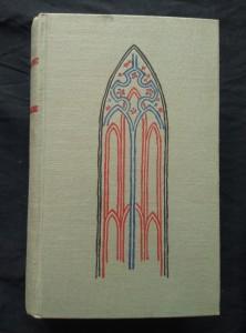 náhled knihy - Hořící keř I, II v jednom svazku (Ocpl, 724 s., typo A. Lískovec)