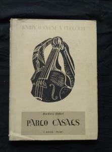 náhled knihy - Pablo Casals (Oppl, ob. R. Mader)
