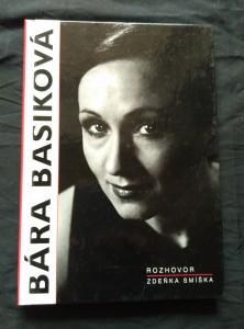 náhled knihy - Bára Basiková