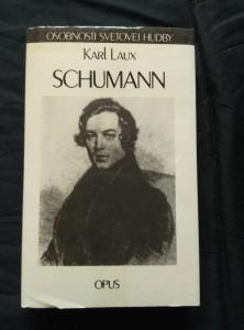náhled knihy - Schumann (Ocpl, 244 s., obr příl)