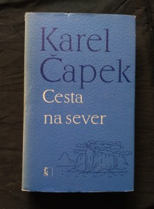 náhled knihy - Cesta na sever (Ocpl, 296 s.,  il. K. Č., ob, vaz a typo M. Hegar)