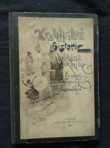 náhled knihy - Kratochvilná historie o ptáku Velikánu Velikánoviči (Cpl, 88 s., il. V. Oliva)