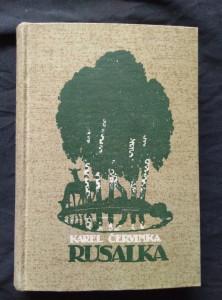 náhled knihy - Rusalka (Ocpl, 280 s.)