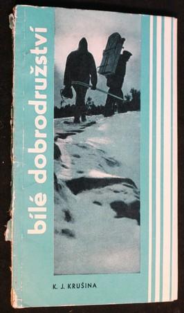 náhled knihy - Bílé dobrodružství