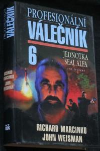náhled knihy - Profesionální válečník. 6, Jednotka SEAL Alfa