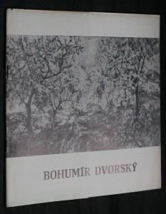 náhled knihy - Bohumír Dvorský : Obrazy z let 1930-1964 : Katalog výstavy, Gottwaldov, od 15. května do 5. července 1964