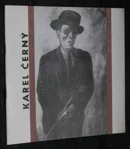 náhled knihy - Karel Černý : Obrazy a kresby z let 1936-1957 : Katalog výstavy, Gottwaldov, prosinec 1963 - leden 1964