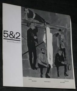 náhled knihy - III. výstava skupiny 5&2. Baroš, Hovadík, Nikl, Šutera, Grůza, Plánka