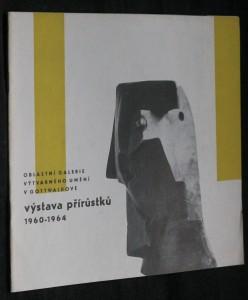 náhled knihy - Výstava přírůstků 1960-1964