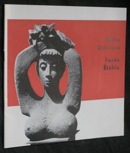 náhled knihy - Plastiky, keramika, kresby