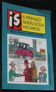 náhled knihy - 5 případů Sherlocka Holmese