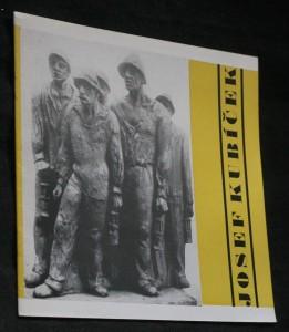 náhled knihy - Josef Kubíček : Výstava sochařského díla a kreseb, Gottwaldov, 27. březen - 9. květen 1966 : Katalog