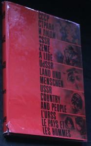 náhled knihy - SSSR: země a lidé : Cvičebnice ruštiny pro kursy a kroužky