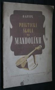 náhled knihy - Praktická škola na madolínu