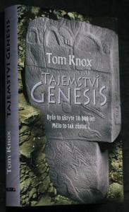 náhled knihy - Tajemství Genesis