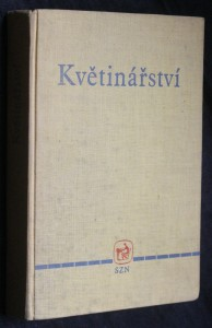 náhled knihy - Květinářství : Učební text pro stř. zeměd. techn. školy oboru zahradnictví