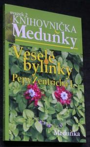 náhled knihy - Veselé bylinky Pepy Zentricha I.