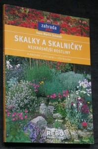 náhled knihy - Skalky a skalničky : nejkrásnější rostliny, plánování, výstavba, ošetřování