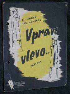 náhled knihy - Vpravo vlevo foxtrot