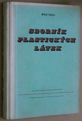 náhled knihy - Sborník plastických látek : Určeno ... pro techniky strojírenských záv