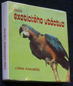 náhled knihy - Chov exotického vtáctva