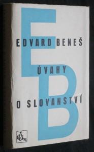 náhled knihy - Úvahy o slovanství : hlavní problémy slovanské politiky