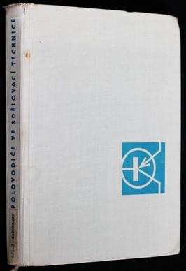 náhled knihy - Polovodiče ve sdělovací technice
