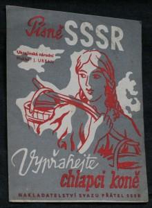 náhled knihy - Vypřahejte, chlapci, koně ukrajinská lidová