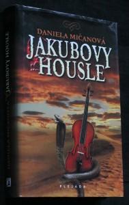 náhled knihy - Jakubovy housle