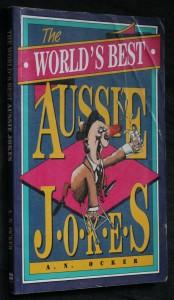 náhled knihy - The world's best aussie jokes