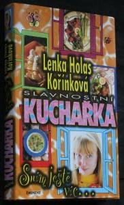 náhled knihy - Slavnostní kuchařka : sním ještě víc..