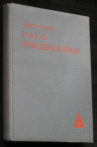 náhled knihy - Haló, poslední zprávy ... : Detektivní příběh
