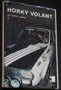 náhled knihy - Horký volant