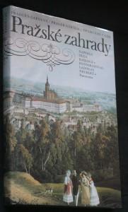 náhled knihy - Pražské zahrady